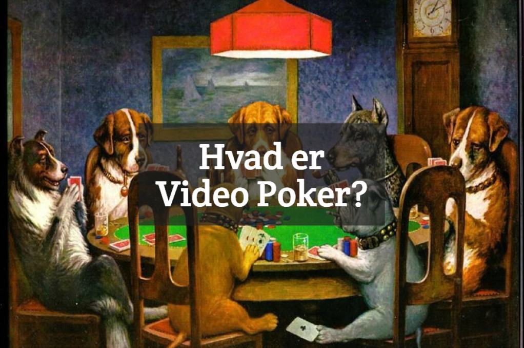 Hvad er Video Poker?