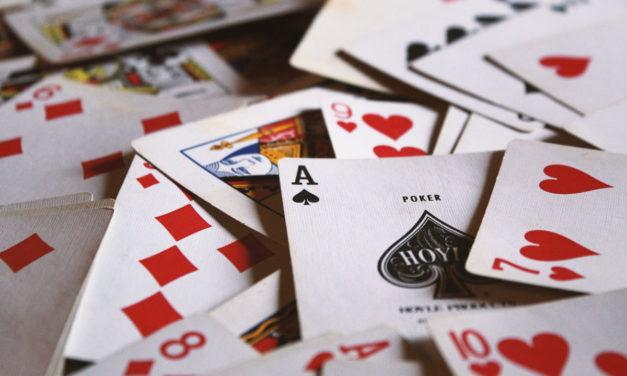 4 spil fra casinoerne I kan spille i familien derhjemme